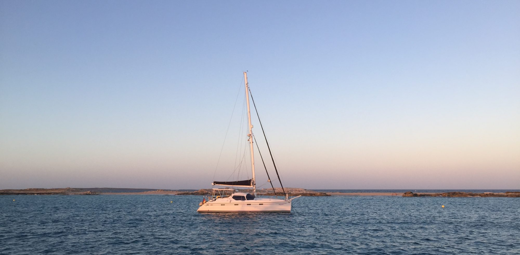 Catamaran Mojito